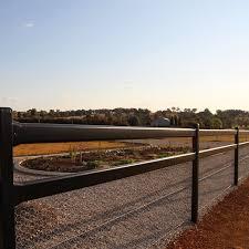 Toprail Post And Rail Fencing Bluedog Fences