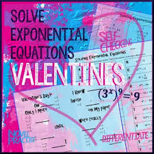 exponential equations by algebra simplified