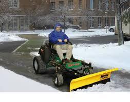 meyer 29110 60 path pro ztr snow plow