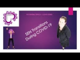 SEN Transition during COVID-19 by SENsible SENCO - YouTube