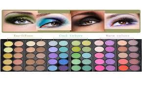 eye makeup for your eye color