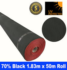 Shade Cloth Roll 70 X 1 83m X 50m For Sale Temp Fence Super Store