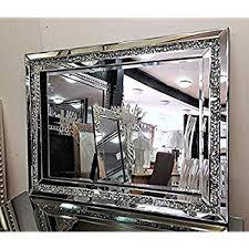 homely rectangle shape designer silver