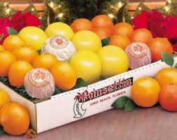 give the gift of indian river citrus
