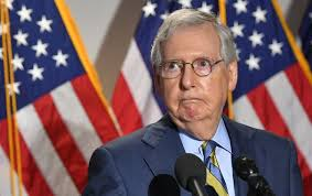 Mitch McConnell unveils stimulus plan panned by Democrats, Republicans