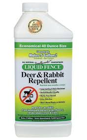 Liquid Fence Deer And Rabbit Concentrate Gardendrum