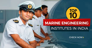 marine engineering insute in india