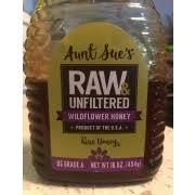 sue bee honey raw wild natural