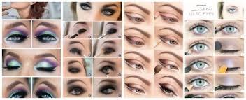 step by step spring makeup tutorials