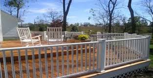 How To Install Vinyl Railing Mmc Fencing Railing