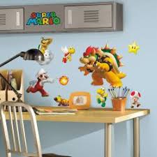 Shop Roommates Nintendo Super Mario Bros Wii Peel And Stick Wall Decals Overstock 6707149