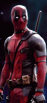 hd deadpool wallpaper 1080 2340