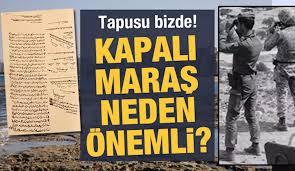 Kktc | Lala Mustafa Paşa'nın mirası: Kapalı Maraş neden kapalı, Kapalı Maraş'ın  önemi ne? - Kıbrıs