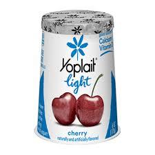 light single serve cherry flavor