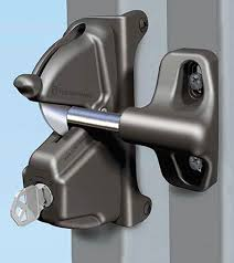 D D Magentic Chain Link Gate Latches Privacylink