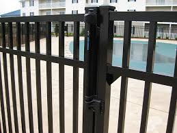Residential Commercial Fencing Accessories Qce Aluminum Fence