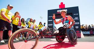 Alex Zanardi protagonista di Ironman 2017