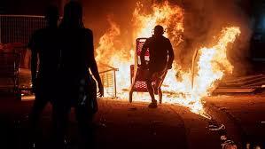 quell riots after police kill ...