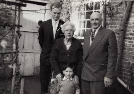 Edward John Russell & Ada Butler