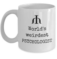 psychologist coffee mug gift