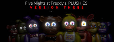 five nights at freddy s plushies v3 by