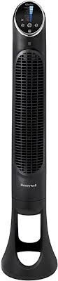 Amazon Com Honeywell Quietset Whole Room Tower Fan Black Hyf290b Home Kitchen