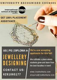 11am course in jewellery design