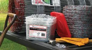 The Importance Of Fence Staples The Red Brand Post