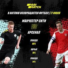 Манчестер Сити — Арсенал. Накануне — football.ua
