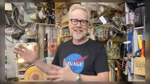 Former Mythbusters star Adam Savage added to Calgary Expo lineup ...