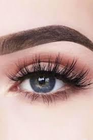 natural eye makeup ideas for blue eyes