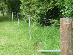Black Tar Galvanise Star Pickets Light Or Heavy Duty Options In 2020 Field Fence Steel Fence Posts Pet Fence