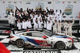 BMW wins the 24 Hours of Daytona — myclassicnews