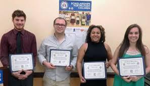 Winners | Scholarships for Military Children Program