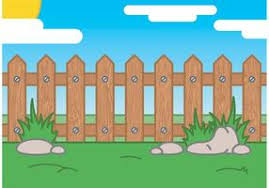 Wood Fence Free Vector Art 10 073 Free Downloads