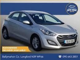 HYUNDAI I30 hyundai i30 1.6 active - service history peter ha for sale in  longford for €9450 on donede Used - the parking