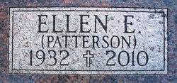 Ellen Edith Patterson Grooters (1932-2010) - Find A Grave Memorial