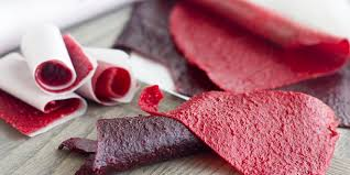 fruit leather recipe in a food