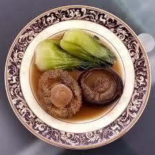 Braised Dried Abalone with Mushroom ...