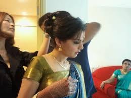 sunny makeup artist msia saubhaya