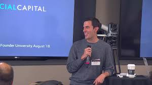 "E846: Adam Nelson Social Capital ""What it Takes to Raise a Series A in  2018"" @ Founder.University - YouTube"