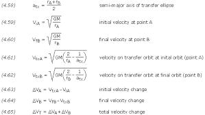 basics of space flight orbital mechanics