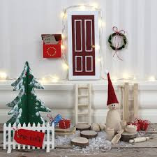 An Elf S Door With A Picket Fence And A Letterbox Diy Guide