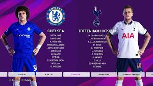PES 2020 - Chelsea VS Tottenham Hotspur ...