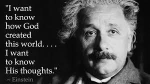 did einstein really believe in god