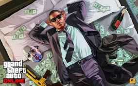 hd wallpaper gta 5 money
