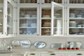 add custom glass cabinet doors to your