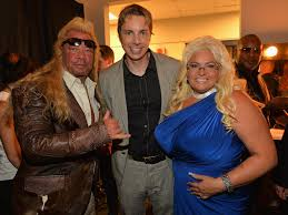 Duane Chapman and Beth Smith posed with Dax Shepard. | All the Action  Inside the CMT Music Awards! | POPSUGAR Celebrity Photo 38