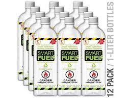 smartfuel pourable liquid bioethanol
