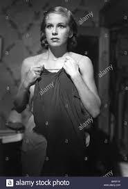 HILDEGARD KNEF THE SINNER (1951 Stock Photo - Alamy
